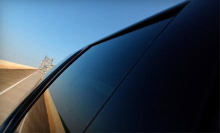 Tinting for Five Car Windows or Front Two Car Windows at Nick's Glass Tinting (Up to 51% Off)
