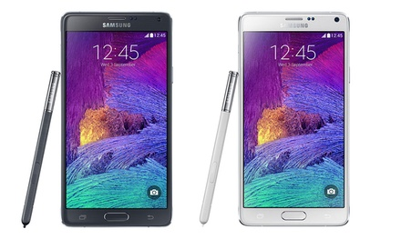 Samsung Galaxy Note 4 32GB with S Pen Stylus for Verizon, Page Plus and GSM Networks