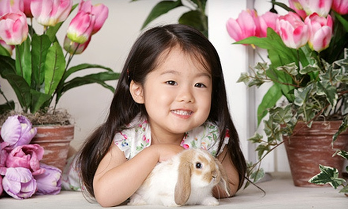 "Joey Ikemoto Photography - Olde Torrance Neighborhood: $20 for a 20-Minute Children's Spring Photo Shoot with an 8""x10"" Print from Joey Ikemoto Photography ($160 Value)"