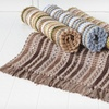 $25.99 for a Home Weavers Chain-Link Bath Rug Set