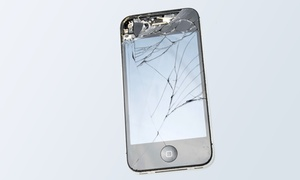 Fone Fix LLC: Screen Repair for an iPhone, iPad, or Samsung Galaxy at Fone Fix LLC (Up to 65% Off). Five Options Available.