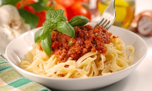 Vino E Pasta: 54% Off Northern Italian Cuisine and Drinks at Vino E Pasta