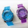 $12.99 for a Colored Silicone Watch Set