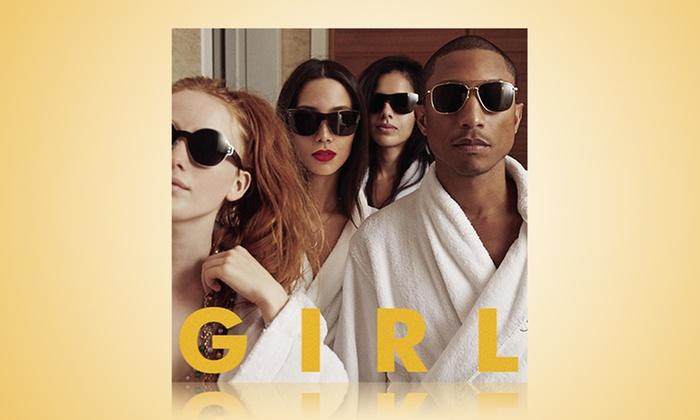 Girl by Pharrell Williams: G I R L by Pharrell Williams