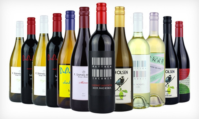 NakedWines.com: $59 for $150 Worth of Wine with Shipping from NakedWines.com