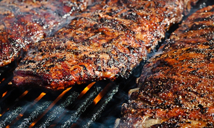 The Annual King of Ribs Bar B Que cook off and fest - Wilton Manors: Two or Four Tickets to The King of Ribs 5th Annual BBQ Fest (50% Value)
