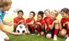 Champions Soccer Training - Ridgely Middle School: Two Training Sessions for One or Two, or One Team Session for 5–18 Players at Champions Soccer Training (Up to 53% Off)