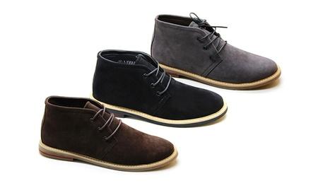Giraldi Men's Danny Chukka Boots
