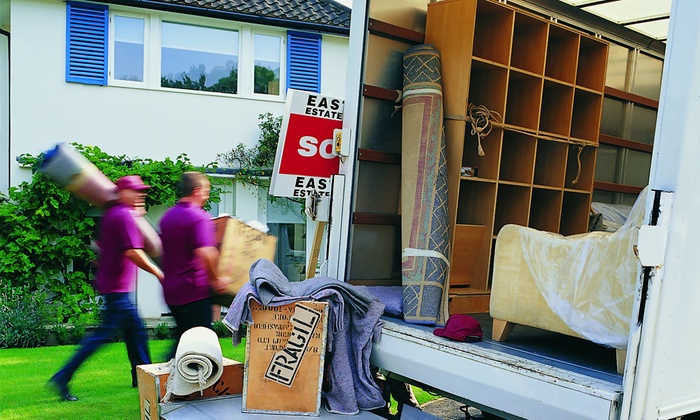 Lubbock Moving - Lubbock: Complete Moving Services for a Whole Residence from Lubbock Moving (Up to 57% Off). Four Options Available.
