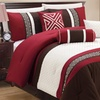 Printed Comforter Sets (6- or 7-Piece)