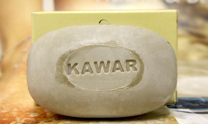 Kawar Dead Sea Sulfur Soap