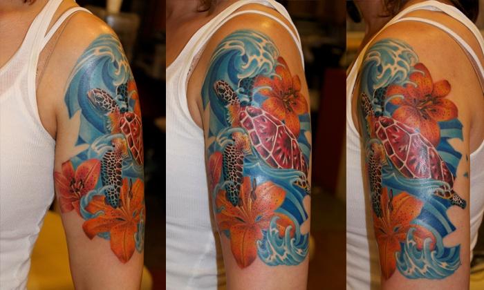 Tattoos by Hannah - Loyalty Tattoo Kailua: $49 for $100 Worth of Tattooing  at Tattoos by Hannah