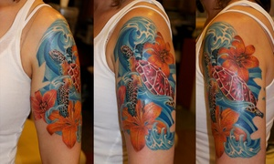 Tattoos by Hannah: $49 for $100 Worth of Tattooing  at Tattoos by Hannah