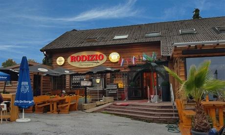 Rodizio All-you-can-eat mit Buffet für 1 bis 4 Personen im Rodizio Paderborn