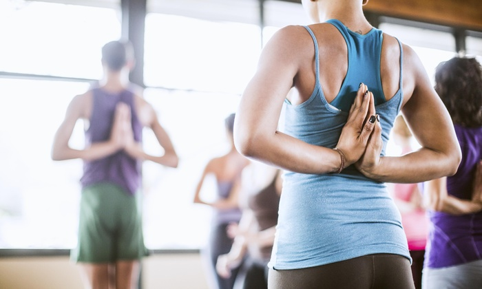 Breathe Life Yoga Studio - Toms River: Two 75-Minute Vinyasa Yoga Classes from Breathe Life Yoga Studio (44% Off)