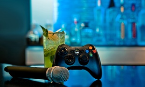 Nocturna Lounge: Drinks or Two-Hour Karaoke- and Gaming-Room Rental at Nocturna Lounge (Up to 80% Off)