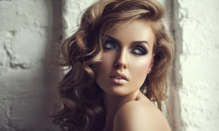 Smokn Glamour Hair & Makeup - Smokn Glamour Hair & Makeup: Full Set of Eyelash Extensions at Smokn Glamour Hair & Makeup (50% Off)