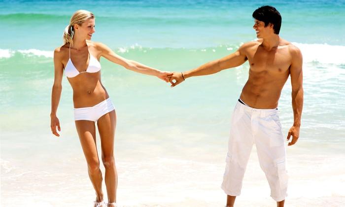 Ohana Salon & Spa - Stonecrest: One or Two Customized Spray Tans  at Ohana Salon & Spa (Up to 51% Off)