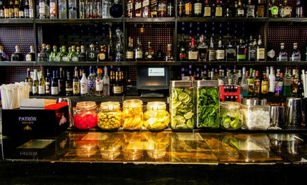 Up to 52% Off Small Plates and Cocktails at Dyckman Bar