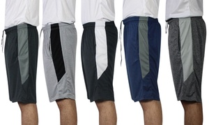 Real Essentials Men's Dry Fit Athletic Performance Shorts (5-Pack) at Real Essentials Men's Dry Fit Athletic Performance Shorts (5-Pack), plus 6.0% Cash Back from Ebates.