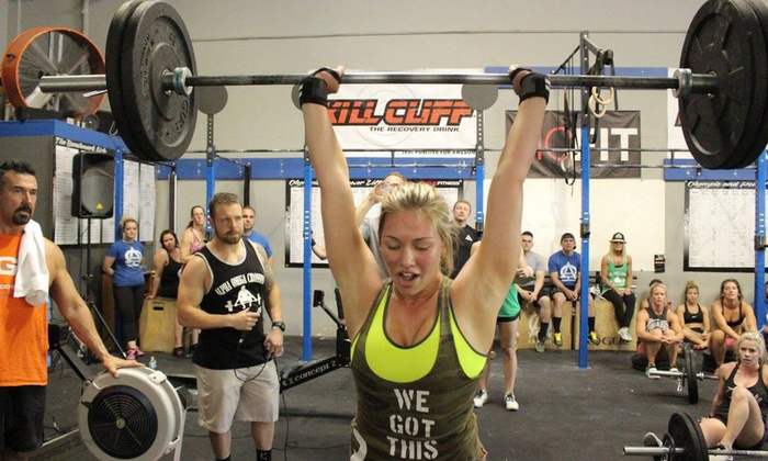 Crossfit AOF - Crossfit AOF: 15 Fitness and Conditioning Classes at CrossFit AOF (66% Off)