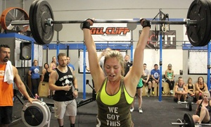 Crossfit AOF: 15 Fitness and Conditioning Classes at CrossFit AOF (66% Off)
