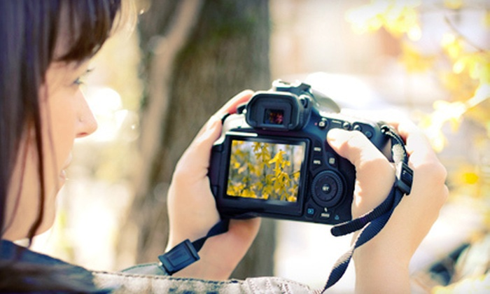 Art's Cameras Plus - Multiple Locations: Photographic Fundamentals 101 Course for One, Two, or Four at Art's Cameras Plus (Up to 64% Off)