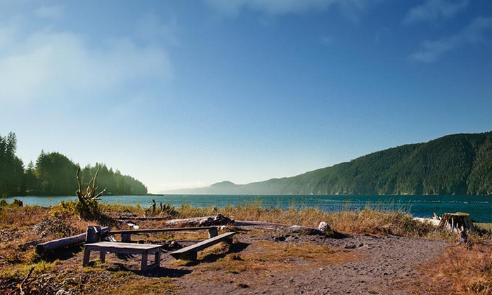 Big Fish Lodge - Port Renfrew: 1- or 2-Night Stay at Big Fish Lodge in Port Renfrew, BC
