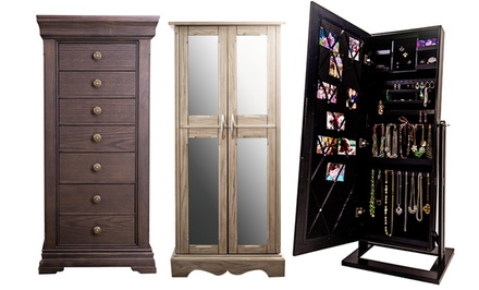 Hives & Honey Jewelry Armoire or Mirror