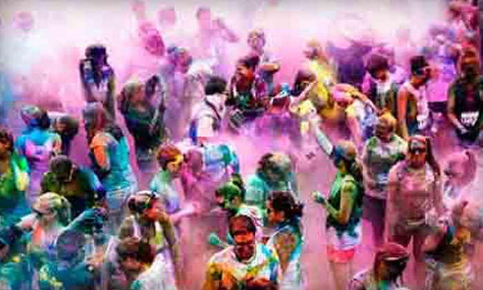 Color Me Rad - Parkway and Cherry Point: $19.99 for Entry to the Color Me Rad 5K Run at Goodyear Ballpark on Saturday, October 19 (Up to $40 Value)