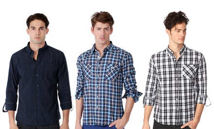 One90One Slim-Fit Shirts. Multiple Colors Available. Free Returns.