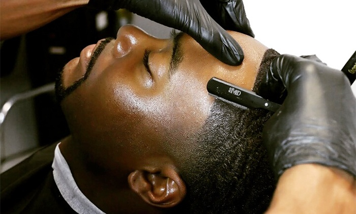Presidential Kutz - Southeast Arlington: Haircut Services at Presidential Kutz (Up to 50%  Off). Three Options Available.