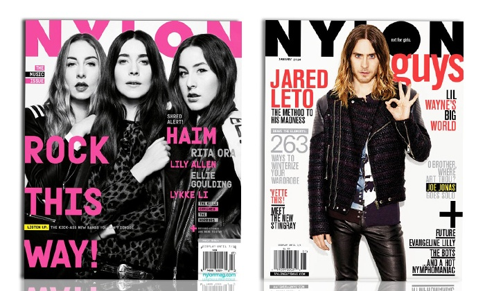 Nylon or Nylon Guys Magazine: 1- or 2-Year Subscription to Nylon or Nylon Guys Magazines from $5–$12