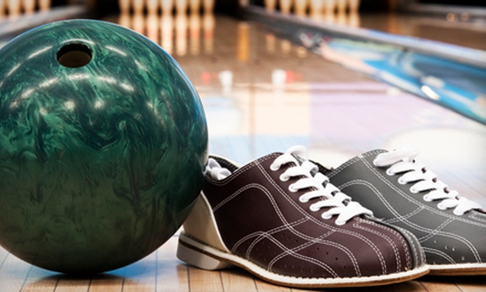 Town 'N Country Bowl - Vancouver: Two Game Bowling Package with Shoe Rental and Soft Drink for Two or Four at Town 'N Country Bowl (Half Off)
