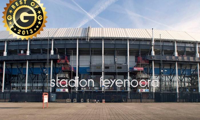 Stadion Feyenoord in Rotterdam   Groupon