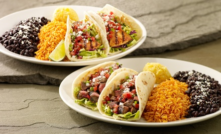 $24 for Three Groupons, Each Good for $15 Worth of Mexican Food and Drinks at Chevys ($45 Total Value)