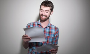 Coached By Lou: Two, Four, or Six 60-Minute Private Acting Lessons at Coached By Lou (Up to 67% Off)