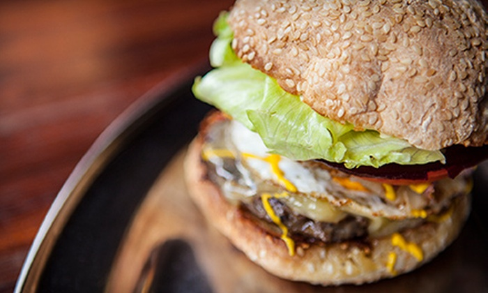 citypub - Hampden South: One or Three $15 Vouchers for Burgers and American Cuisine at citypub (53% Off)