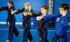 Capital Karate - Mount Pleasant: One or Two Months of Martial-Arts Classes with Uniform at Capital Karate (Up to 69% Off)