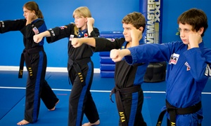 Capital Karate: One or Two Months of Martial-Arts Classes with Uniform at Capital Karate (Up to 69% Off)