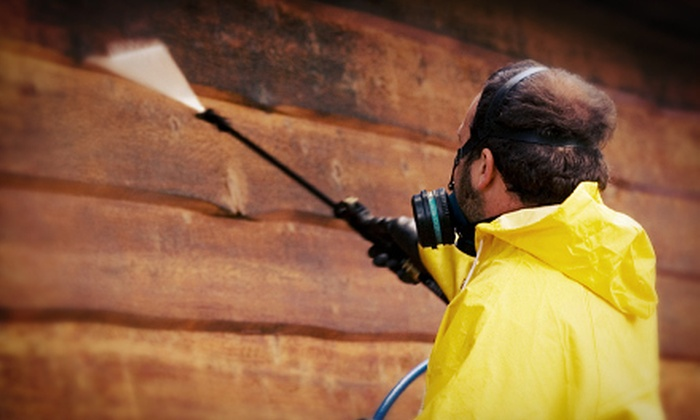 SupaKleen - Taylors: Pressure Washing for Up to 2,000, 3,000, or 4,000 Square Feet from SupaKleen (Up to 60% Off)