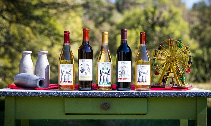 Fair Game Beverage Company - Fair Game Winery: Tour and Wine Tasting for Two or Four at Fair Game Beverage Company (Up to 62% Off)