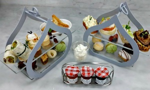 Filaments: Afternoon Tea For Two, Four or Six from AED 99 at Filaments, Southern Sun Hotel (Up to 55% Off)
