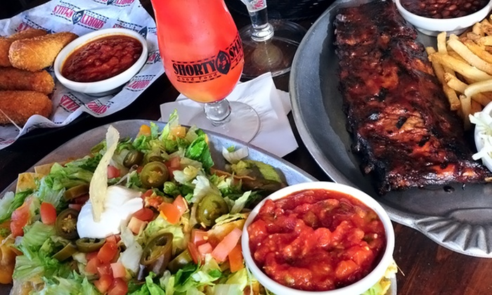 Shorty Small's - Shorty Small's: Classic American Cuisine at Shorty Small's (Up to 53% Off)