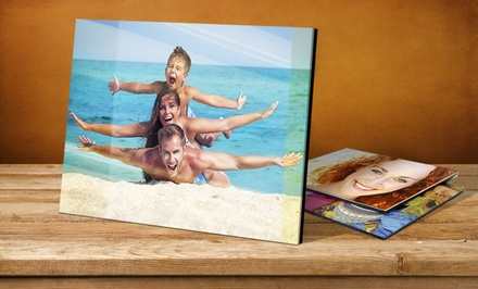 Custom Photo-on-Glass Prints from ImageToGlass.com (Up to 83% Off)