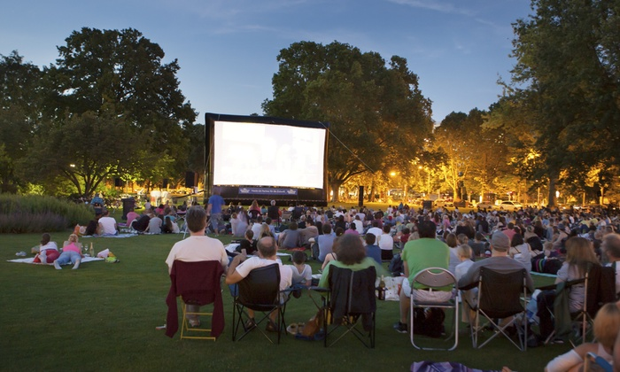 D&S Entertainment - North Jersey: $179 for $299 Worth of Open-Air Movies — D&S Entertainment