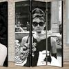 Audrey Hepburn Folding-Screen Room Dividers