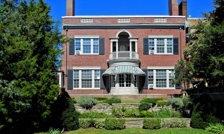 Kalorama House and Embassy Tour, or Admission for Two to The President Woodrow Wilson House (Up to 44% Off)