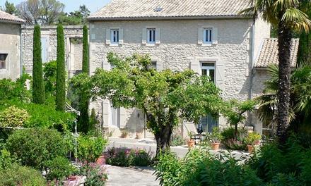 St-Rémy-de-Provence: 1 à 3 nuits avec pdj boisson & douceurs de bienvenue, modelage, spa en option à l'Hôtel du Soleil