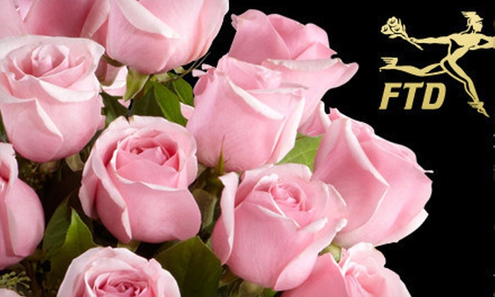 FTD - Greenville: $20 for $40 Worth of Flowers and Gifts from FTD